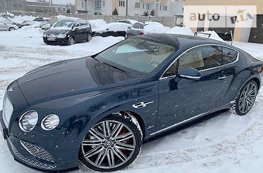 Bentley Continental 2016 в Киеве