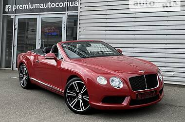 Кабріолет Bentley Continental 2013 в Києві