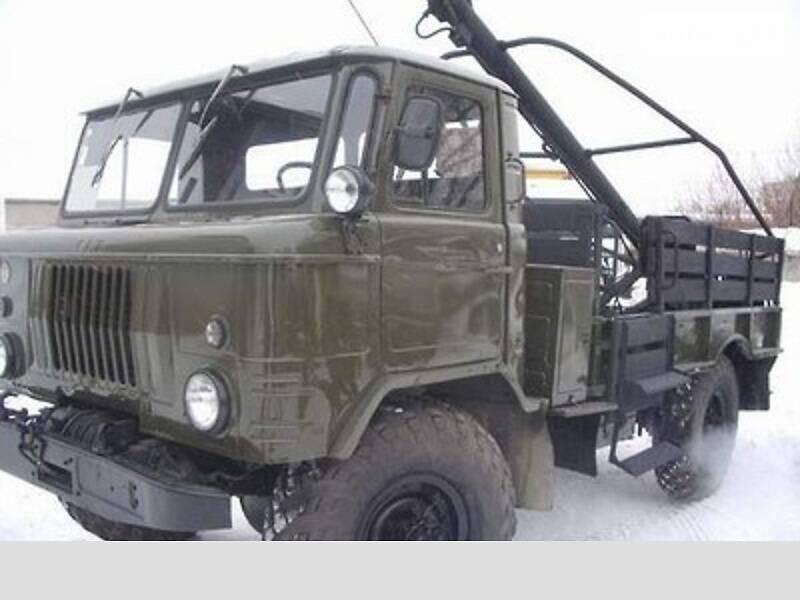 БМ 302 1991 в Львове