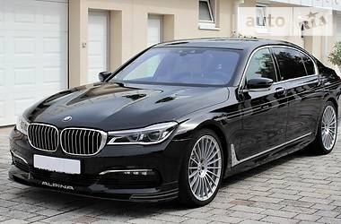 BMW-Alpina B7 Bi-Turbo LED