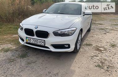 BMW 116 2015 в Виннице