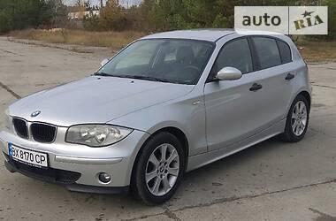 BMW 116 2006 в Нетешине