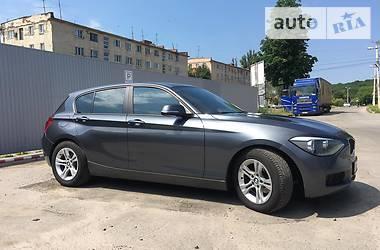BMW 116 2013 в Виннице
