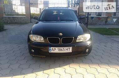 BMW 116 2005 в Запорожье