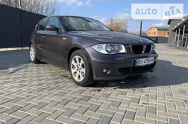 BMW 116 2006 в Полтаве