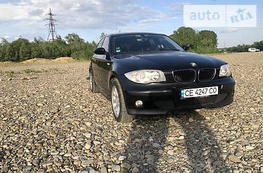 Хэтчбек BMW 116 2005 в Черновцах