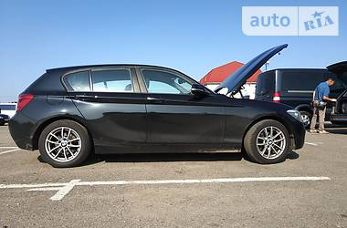 BMW 118 2012