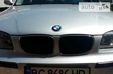 BMW 118 2007 в Львове