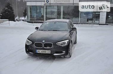 BMW 118 2012 в Львове