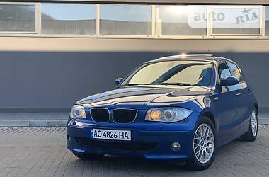 BMW 118 2005 в Мукачево