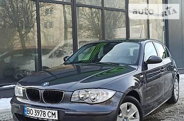 BMW 118 2005 в Тернополі