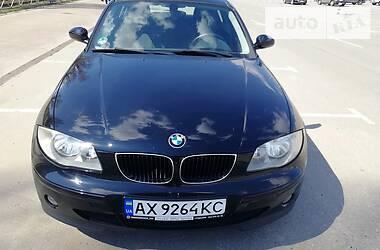 Хэтчбек BMW 118 2005 в Харькове