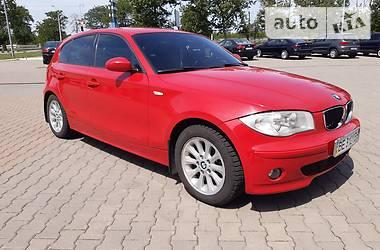 Хэтчбек BMW 118 2006 в Николаеве