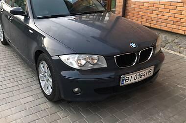 Хэтчбек BMW 118 2006 в Полтаве