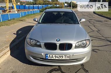 Хетчбек BMW 118 2007 в Києві