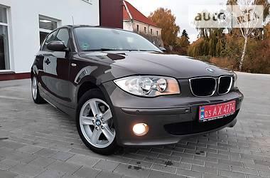 Хэтчбек BMW 118 2005 в Дубно