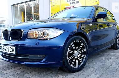 Хэтчбек BMW 118 2011 в Днепре