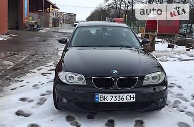 BMW 120 2005 в Ровно