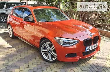 Хэтчбек BMW 120 2015 в Виннице