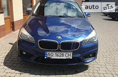 Хетчбек BMW 218 2016 в Ужгороді