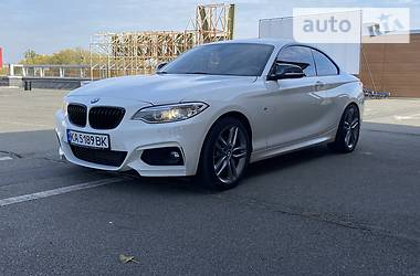 Купе BMW 220 2014 в Києві