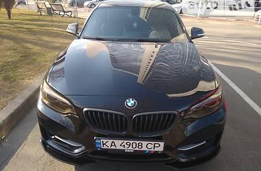 Купе BMW 228 2015 в Киеве