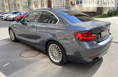 Купе BMW 228 2013 в Киеве