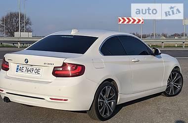 Купе BMW 230 2017 в Каменском