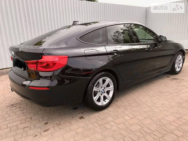BMW 3 Series GT 2017 в Ивано-Франковске