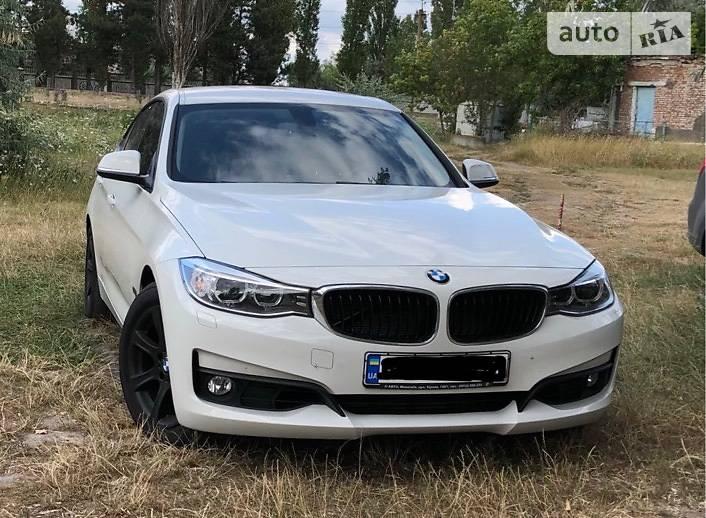 BMW 3 Series GT 2016 в Николаеве