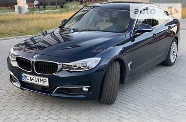 Хэтчбек BMW 3 Series GT 2014 в Львове