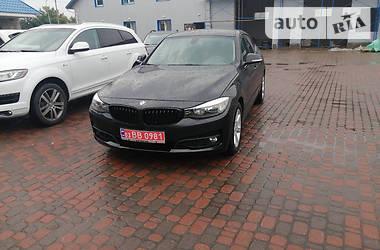 Хэтчбек BMW 3 Series GT 2014 в Ровно