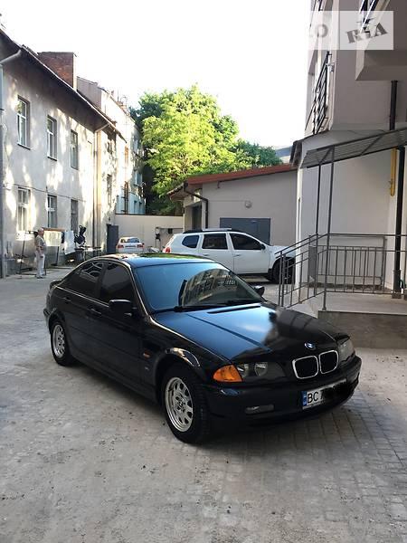 BMW 3 серия 2000 года в Львове