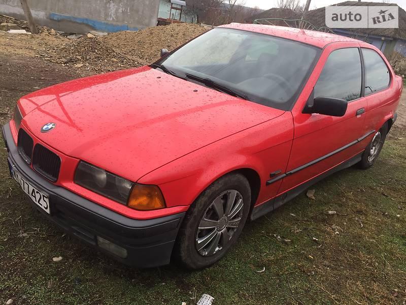 BMW 316 1995 в Ямполе