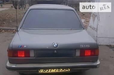 BMW 316 1982 в Харькове