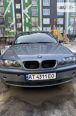 BMW 316 2004 в Ивано-Франковске