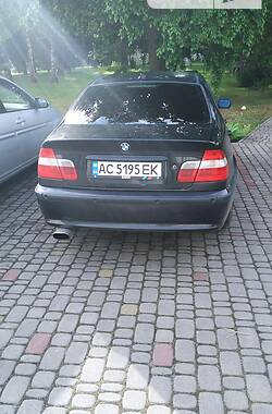 Седан BMW 316 2003 в Луцке