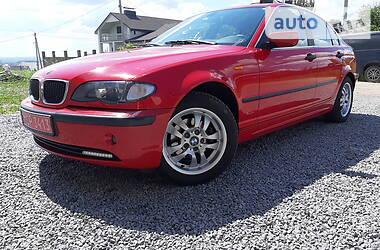 Седан BMW 316 2003 в Ровно