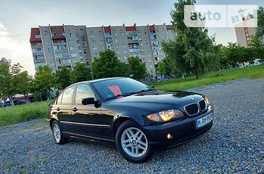 Седан BMW 316 2004 в Ивано-Франковске