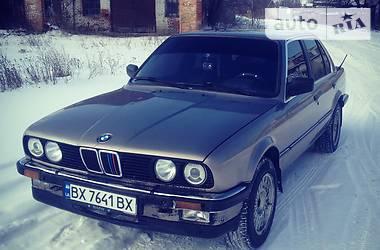 BMW 318 І 1987