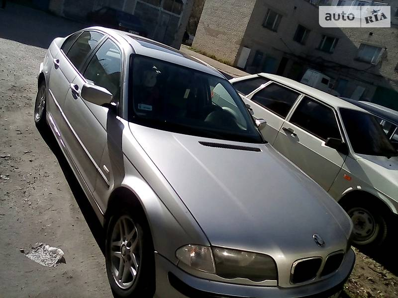BMW 318 1998 в Бердянске