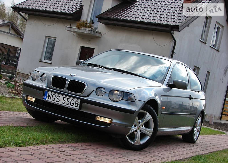 BMW 318 2004 в Косове