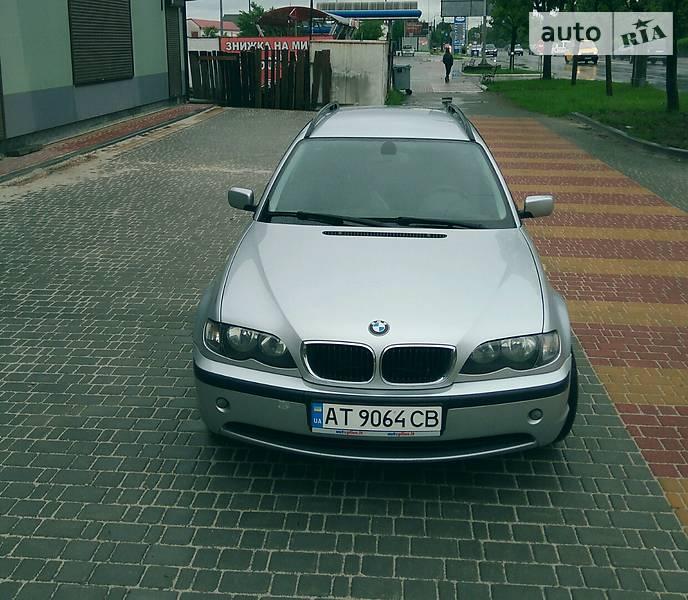 BMW 3 серия 2004 года в Ивано-Франковске