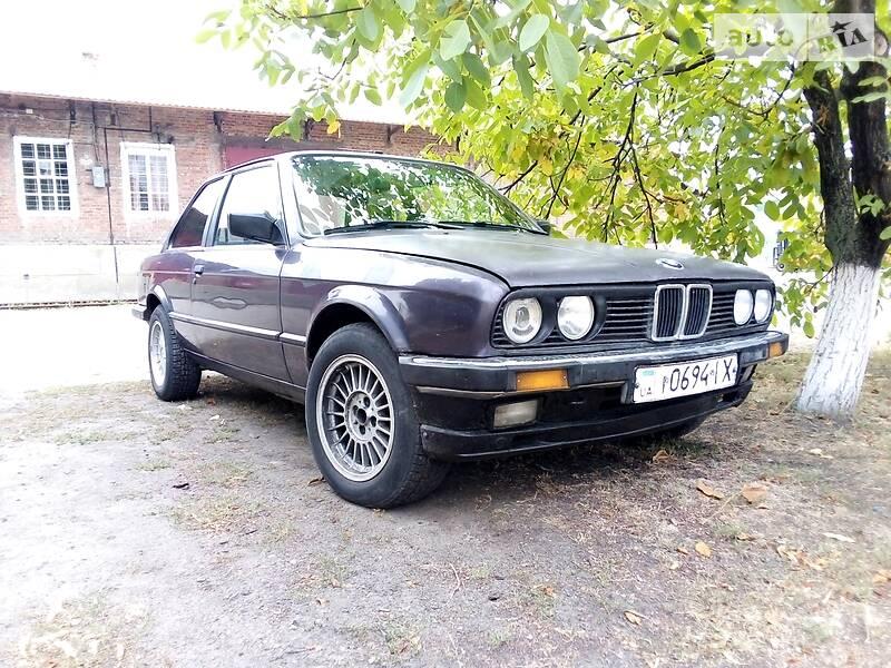 Купе BMW 318 1983 в Полтаві