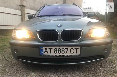 BMW 318 2003 в Ивано-Франковске