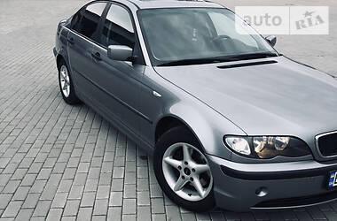 Седан BMW 318 2003 в Тернополе