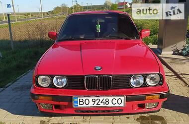 Седан BMW 318 1986 в Тернополе