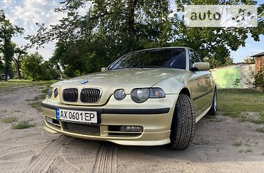 Хэтчбек BMW 318 2002 в Харькове