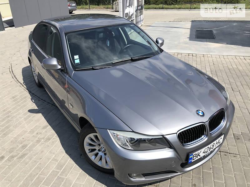 Седан BMW 318 2009 в Здолбунове
