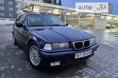 Седан BMW 318 1996 в Ивано-Франковске